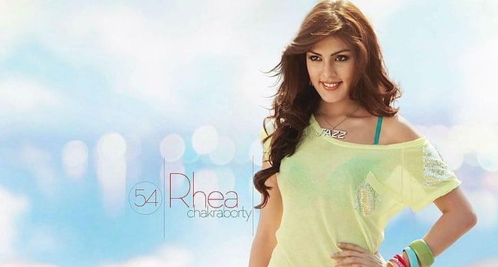 Rhea Chakraborty Net Worth