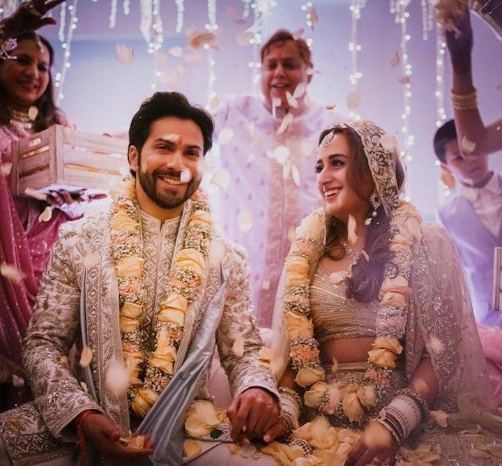 Varun Dhawan Wedding