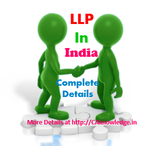 Limited Liability Partnership - Complete Details