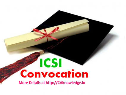 ICSI Convocation CAknowledge.in
