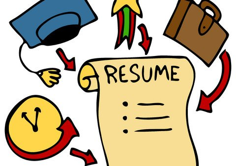 Resume Or Cv Writing Tips For Articleship Training With Sample
