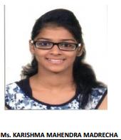 CS Foundation Dec 2015 Rank 1 - Ms. Karishma