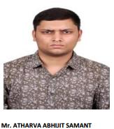 CS Foundation Rank 1 - Mr. ATHARVA ABHIJIT SAMANT