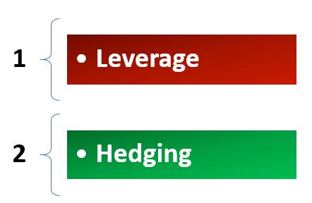 advantages and disadvantages of leverage pdf