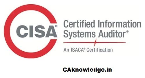 Prepare for CISA Certification