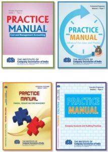 CS Executive, CS Professional Practice Manual