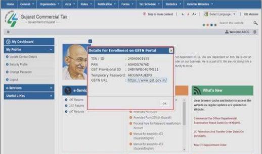 GST Registration in Gujarat
