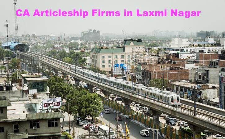 CA Articleship Firms Laxmi Nagar