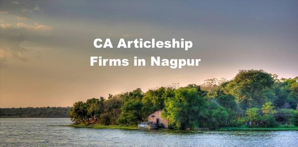 CA Articleship Firms Nagpur