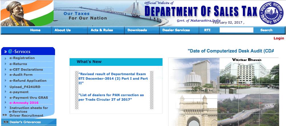 GST Registration in Maharashtra