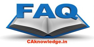 FAQ's on Transitional Provisions