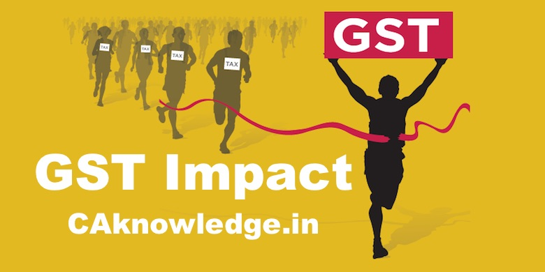 Overall GST Impact