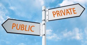Difference between Public Private Companies
