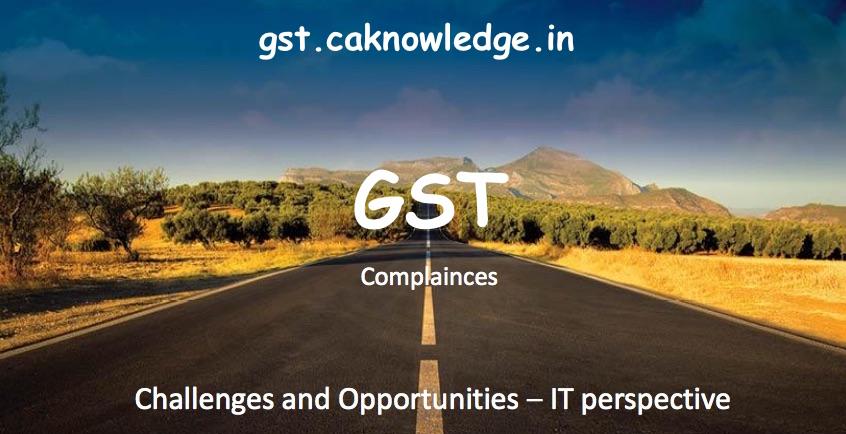 GST Compliances