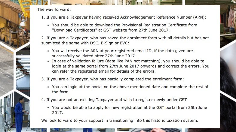 How to Download GST Registration Certificate From www gst gov in