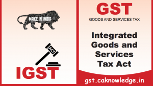 IGST Overview