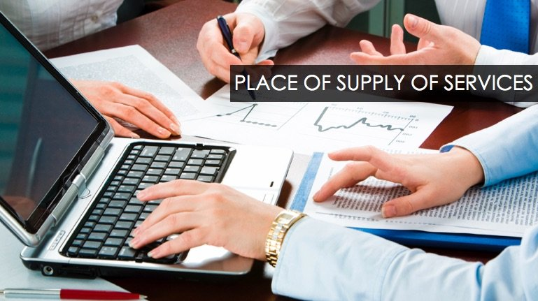Place of Supply of Services