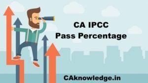 CA IPCC Pass Percentage May 2017