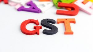 Non applicability of TDS on GST component