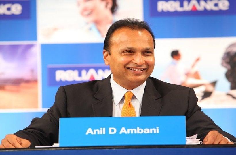 Anil Ambani Net Worth