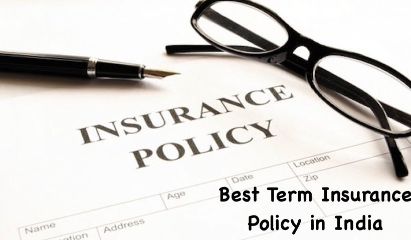 Best Term Insurance Policy in India