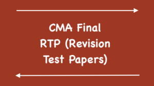 CMA Final RTP