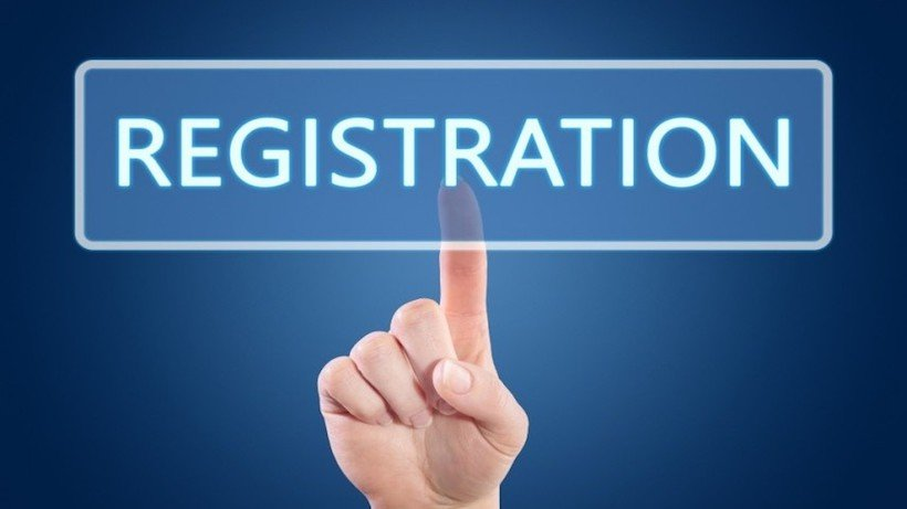 Five key aspects about registration