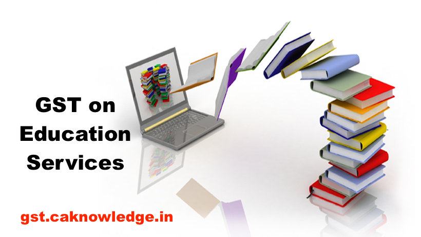 GST on Education Services