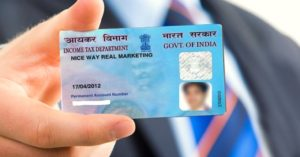 Instructions for Filing PAN Card Correction Form