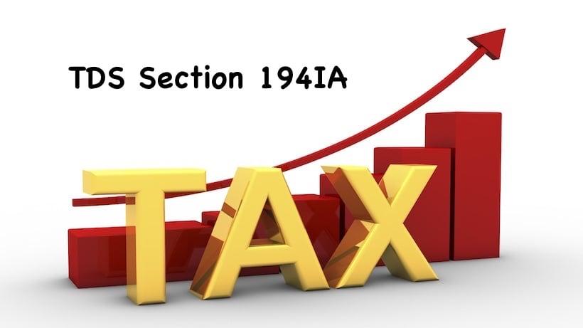 TDS Section 194IA