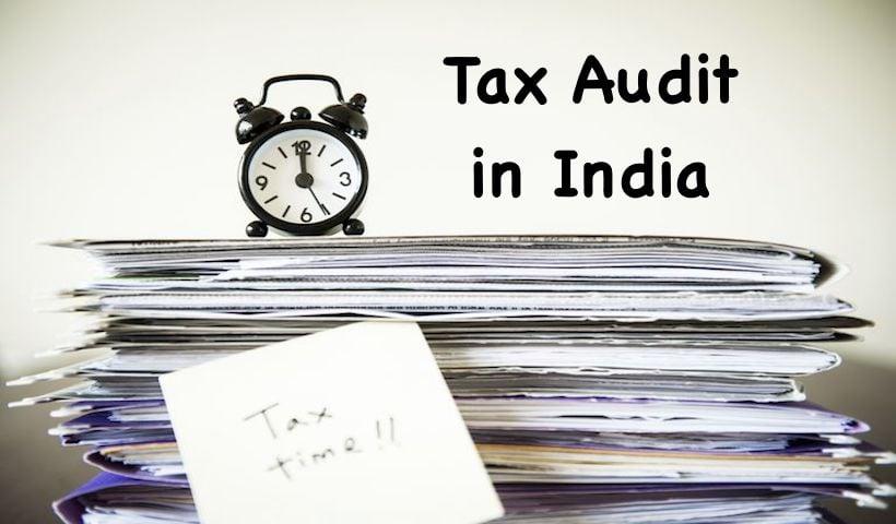 Tax Audit in India