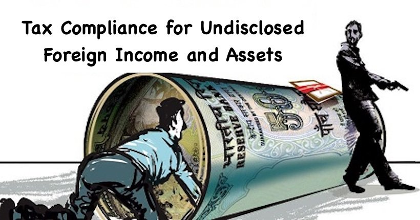 Tax Compliance for Undisclosed Foreign Income and Assets