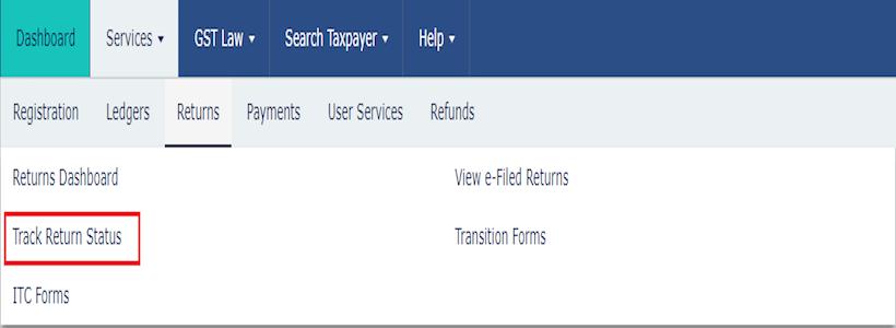 GST Return Status