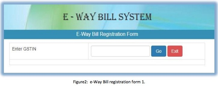 Registering and Enrolling for e-Way Bill Systems 2