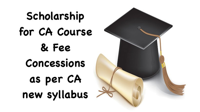 Scholarship for CA Course