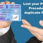 duplicate Pan card