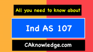 Ind AS 107