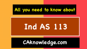 Ind AS 113