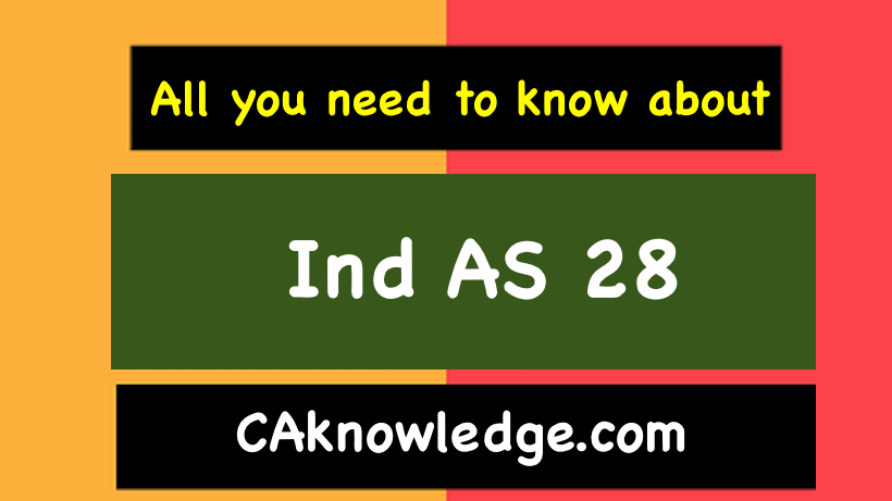 Ind AS 28