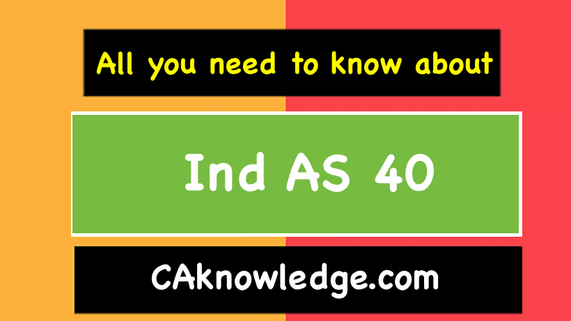 Ind AS 40