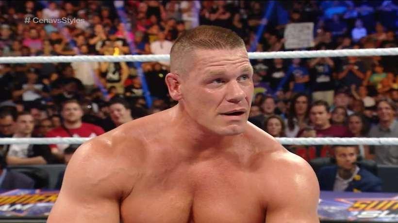 Net Worth of John Cena
