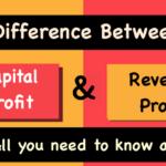Capital Profit and Revenue Profit