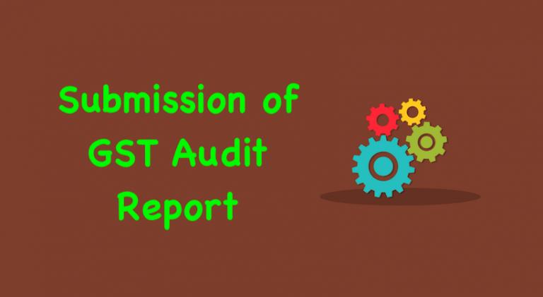 GST Audit Report