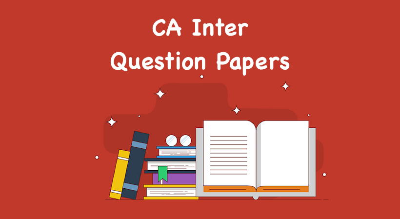 CA Inter Question Papers