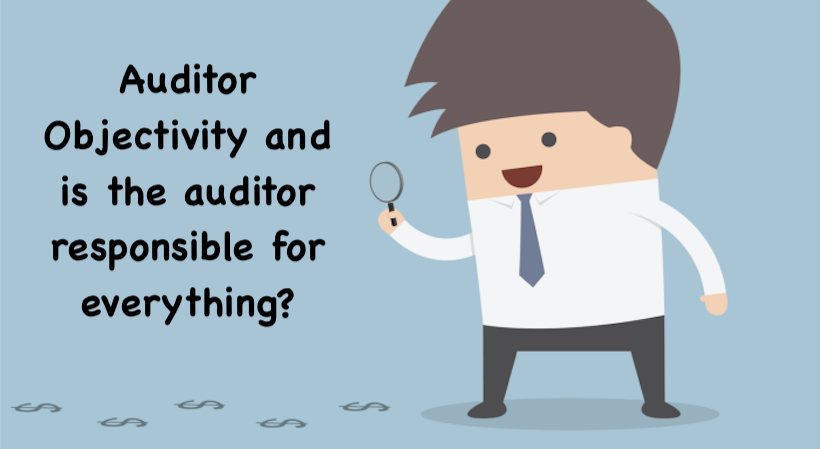 Auditor Objectivity