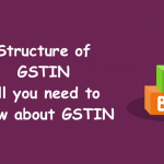 Structure of GSTIN NEW