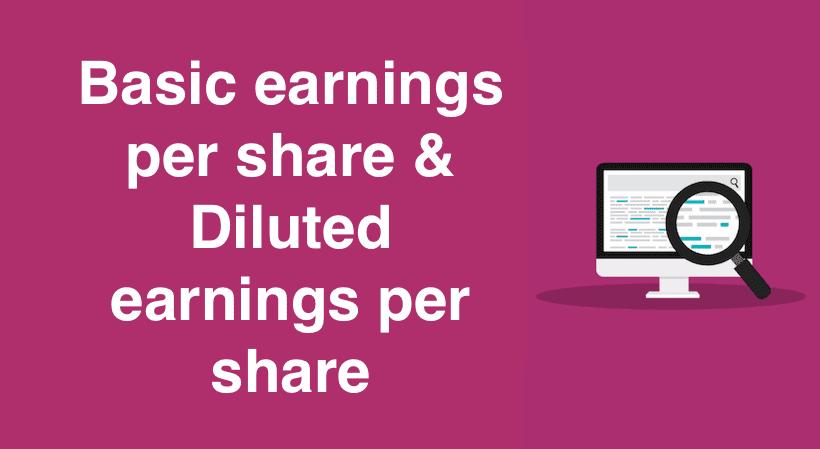 Basic earnings per share