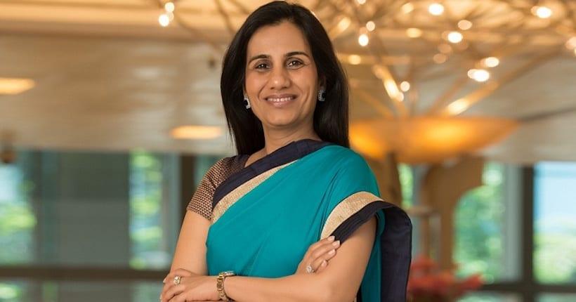 Chanda Kochhar Net Worth