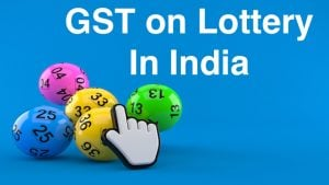 GST on Lottery In India