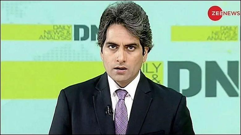 Sudhir Chaudhary Net Worth